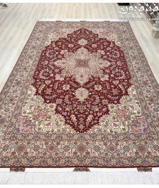 HAND MADE rug heris DESIGN TABRIZ,IRAN